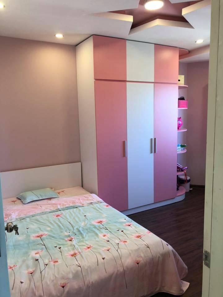 Nội thất chung cư - phòng ngủ kid